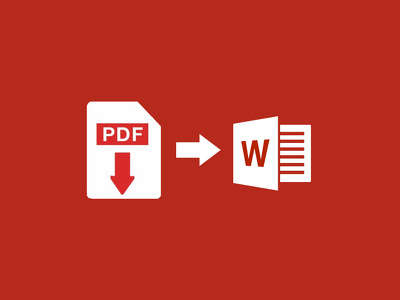 Manually type 25 pages of a scanned document to MS Word or Excel