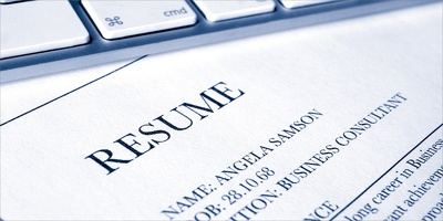 Deliver an effective Resume/CV Update