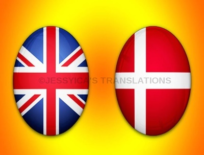 Translate 500 words from Danish into English or English into Danish