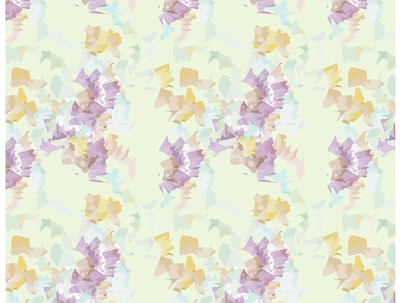 Make 1 textile print design with your idea or specific theme