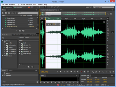 Edit your 5mins any audio files