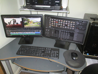 Edit and mix a 30 second promo from your supplied video material