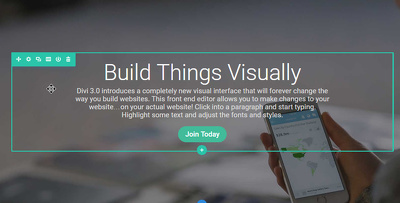 Teach you the basics of Divi theme with bespoke step by step tutorials