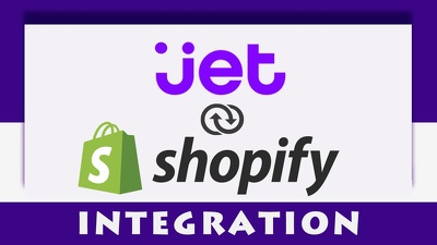 Integrate shopify inventory with jet