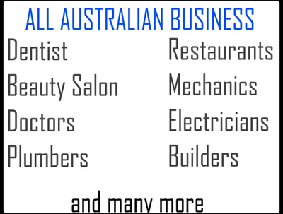 Provide you  all Australian Businesses directories