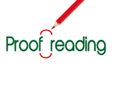 Proofread and edit up to 1,000 words for spelling, punctuations, typos, and grammar