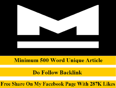 Publish Guest Post On OnMogul.com With Do Follow Backlink