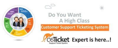 Setup Support Ticketing System - Help Desk Portal