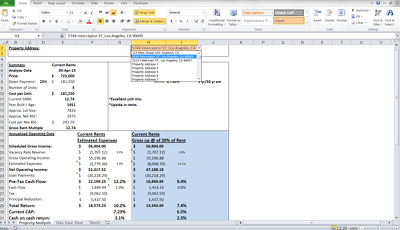 1 hour of any spreadsheet customization, calculation and automation
