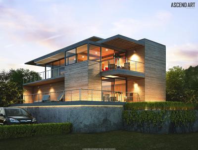 Design & Render your 2D image of a floorplan into a 3D architectural design