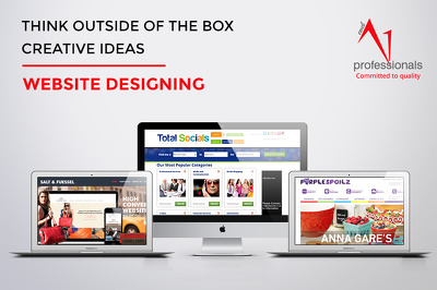 Design fully responsive website with 5-7 pages, home page slider