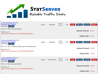 Provide 1 year real human traffic for your website +-50 000 visitors per month
