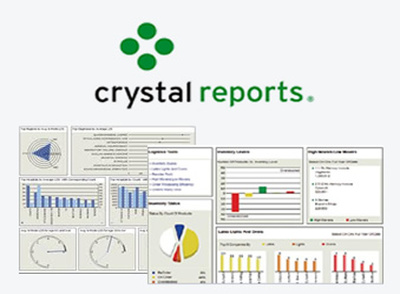 Create Crystal Report for your business