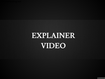 Create 60 sec impactful  explainer video for your business or product and service