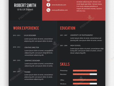 Design RESUME, CV, Curriculum vitae or Cover Letter for you/ Cv/ Resume Writer