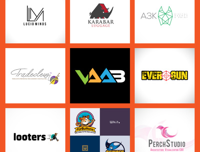 Professional Logo Design+Unlimited Revisions/Concepts+Source Files+FREE Favicon