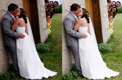 Do wedding photo editing 10 Images