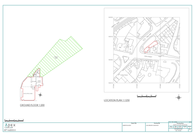 Create your Land Registry compliant (Lease) drawings.