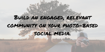 Grow Your Social Media Community.