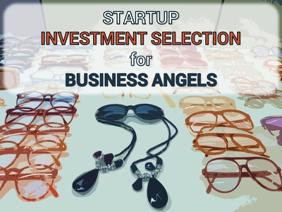 Search for suitable startup investments for an angel investor