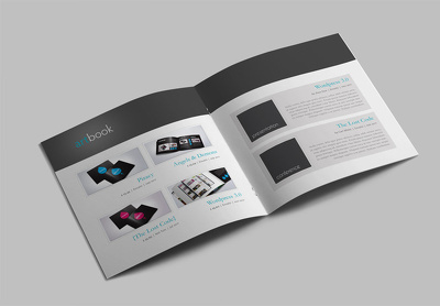 Design a Clean 10 Pages Product Catalog/ Brochure PDF