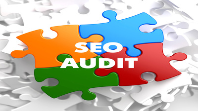 SEO Audit – Website audit report with recommendations