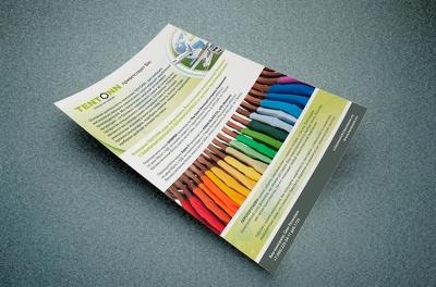 Design a clean and elegant A5 or A4 Flyer/Leaflet