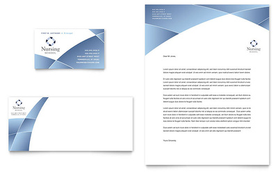 Design a high quality business card and letterhead for your company