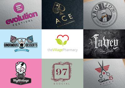 Design you a unique logo