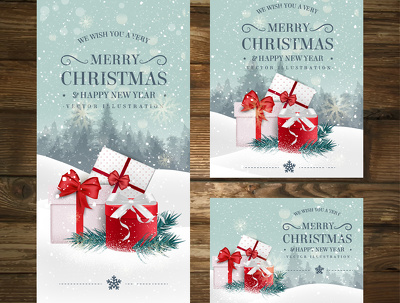 Design your Christmas card/flyer
