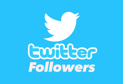Add  3000 real genuine  Twitter followers to increase your social media SEO ranking