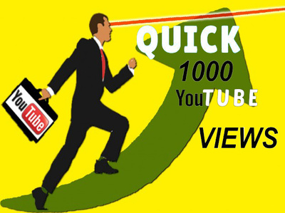 Promote Youtube Video to REAL 1000  Viewers.