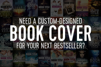 Design full CreateSpace/Ingram book cover for your next bestseller