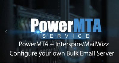 Configure, Install and Setup PowerMTA SMTP and Interspire