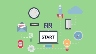 Do a 1 minute business/app/idea motion graphics explainer