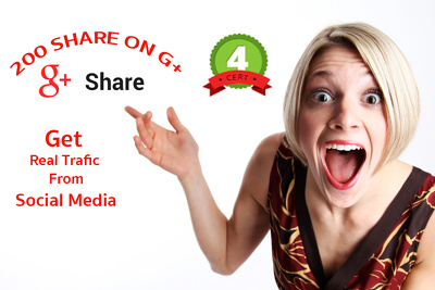Provide 200 Social Share For Your Website OR Any Url