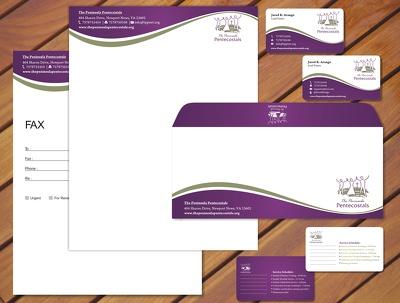 Design a letterhead,letter heading