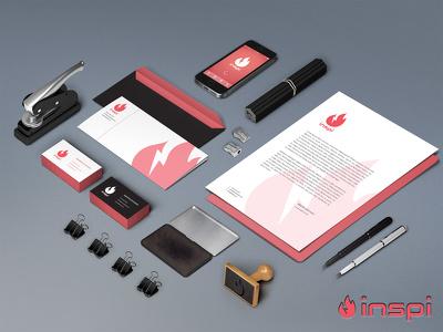 Design your logo design   bussiness card   latterhead   envelope