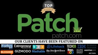 Write and publish a guest post on Patch Patch.com PR 7 DA 83 dofollow link
