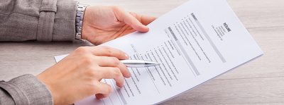 Format a great CV for you