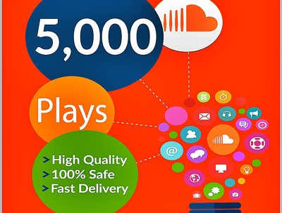Provide 10000 SoundCloud Plays 1000 SoundCloud likes 200 SoundCloud comments