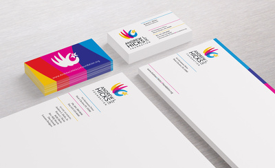 Design  Eye Catching Stationery Design with Business Card, Letterhead and Envelope