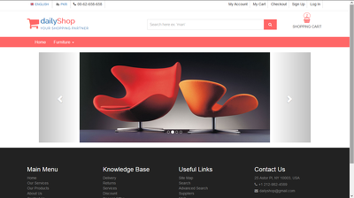 Design 5 pages dynamic website for you
