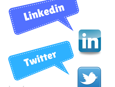 Add  600 linkedin followers to your company  page or 3000 twitter followers
