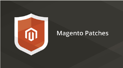 Install all Magento patches as a package