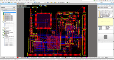 Design your multi-layer  PCB with over 20 components as fast as 3 days