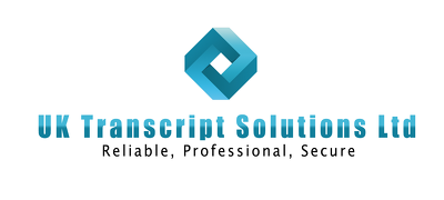 Professional transcription 83p per minute of audio or video (One hour of audio = £50)