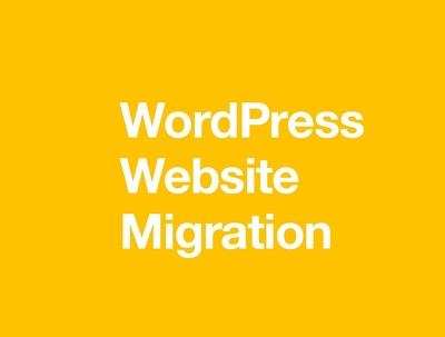 Migrate / Transfer your WordPress site to a new hosting Server or Domain in 1 hour