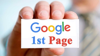 First page on Google Yahoo with white hat SEO