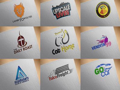 Design professional, elegant and cool logo